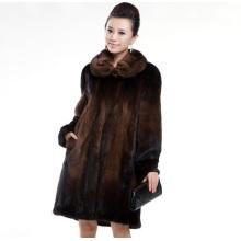 Pre-Production Inspection Fur Coat