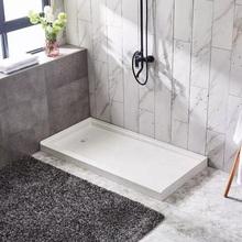 Поддон для душа с противоскользящим покрытием SMC для ванной комнаты