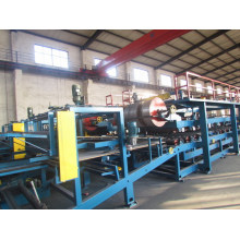 Hky Roof and Wall Sandwich Panel Roll Forming Machine