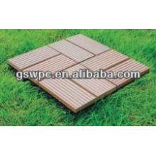Building Material Wpc DIY Decking Flooring/WPC Decking
