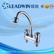 Popular ABS chrome kitchen faucet with high quality