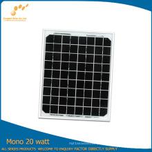 Módulo fotovoltaico solar da venda quente para o sistema da luz de rua (SGM-20W)