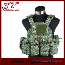 Aor1 Farben Militär taktische Weste Molle Körperschutz Weste