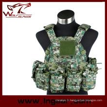 Aor1 couleurs militaires Tactical Vest gilet de corps protecteur Molle