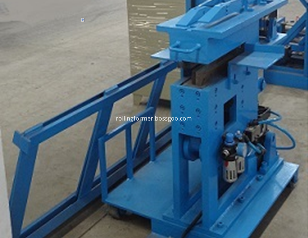 Tube rollformers induction welding tubes machine (6)