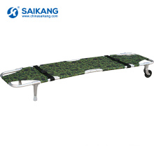 SKB1B02 Emergency Foldable Stretcher For Medical Use