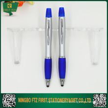 Kunststoff Stylus Stift mit Textmarker