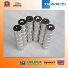 Customized Rare Earth Different Size Permanent Ring Magnets