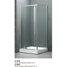 Bouchon en caoutchouc de haute qualité pour porte de douche en verre avec un nouveau style