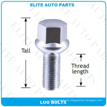 Wheel Lug Bolts for Car Wheel (17/19 HEX)