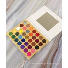 Folding Eye Shadow Wholesale Waterproof Long Lasting Eyeshadow and Makeup Set Natural Eyeshadow Private Label