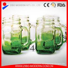 Wasser Jar Großhandel Trinkmasse Mason Gläser zum Verkauf