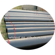 hot roll exhaust pipe astm a/sa 106 /q235/schedule 40