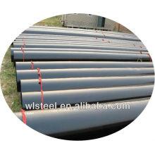 tubo de escape de rolo quente astm a / sa 106 / q235 / cronograma 40