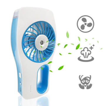 Handheld USB Mist Fan Corporate Gift Generator Grill