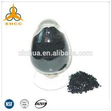 purificación de azúcar carbón activado