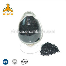 Carvão ativado com purificação de açúcar