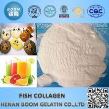 Colágeno de peixe puro 100% natural