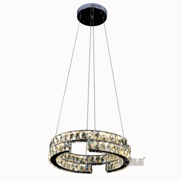 Dibuat dalam seni Custom Crystal Chandelier Lighting
