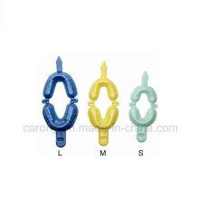 Bandejas de espuma de fluoreto descartáveis médicas com CE, ISO aprovado (CaRong-103)