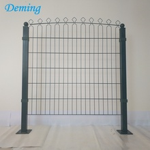 Factory Direct Sale PVC Decofor Panel Fence