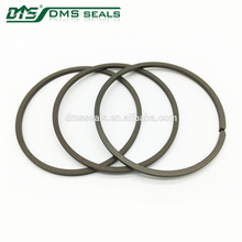 dust wiper seal kzt Excavator ptfe slide ring