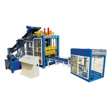 QT9-15 fully automatic bricks making machine hydraulic brick production line for sale by hongfa