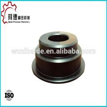 Black ABS CNC Milling Part Custom Precisão torneamento moagem soluções cnc