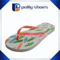 Womens Bermuda Thong Sandals Flip Flop Orange White
