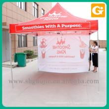 Wholesale pop up tente avec impression de conception personnalisée