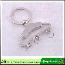 Coat Hanger Shape Keychain