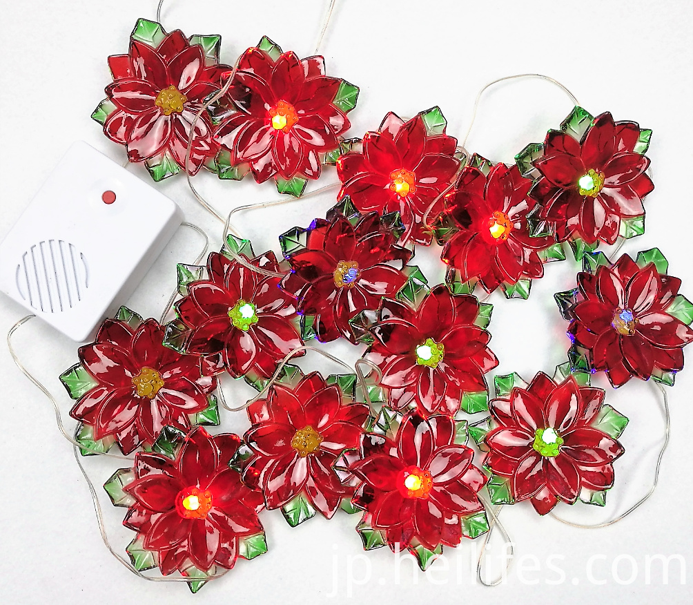 Customized Festival Gifts of LED Flowers Light