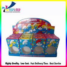 Caja de cartón de exhibición especial de papel de diseño