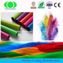 epoxy polyester aluminium section powder coating for custom coat