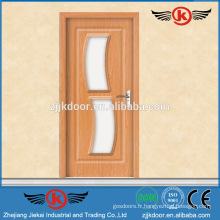 JK-P9089 pvc porte intérieure / profil pvc pour fenêtre / porte stratifié