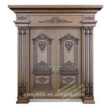 Изготовленная на заказ Конструкция OEM изготовление металла стальной двери