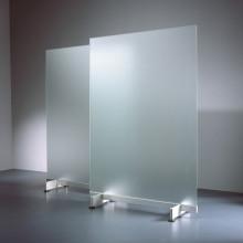10мм 12мм матовый дизайн закаленное офисное стекло перегородки