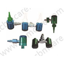Click-Style O2 Flowmeters Series