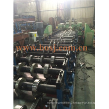 Fruit Shelf & Vegetable Rack Display Board Roll Forming Production Machine Jordan