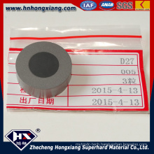 China Diamond PCD Blanks for Wire Drawing Die