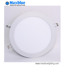 10W Slim Round LED encastré LED Light