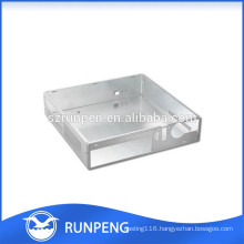CNC Punching Aluminum Electronics Enclosure