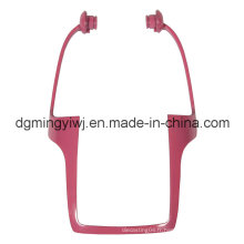 Aluminium Die Casting OEM Factory avec couleur rouge qui a approuvé ISO9001-2008 fabriqué en Chine