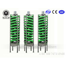High Quality Gravity Spiral Separator