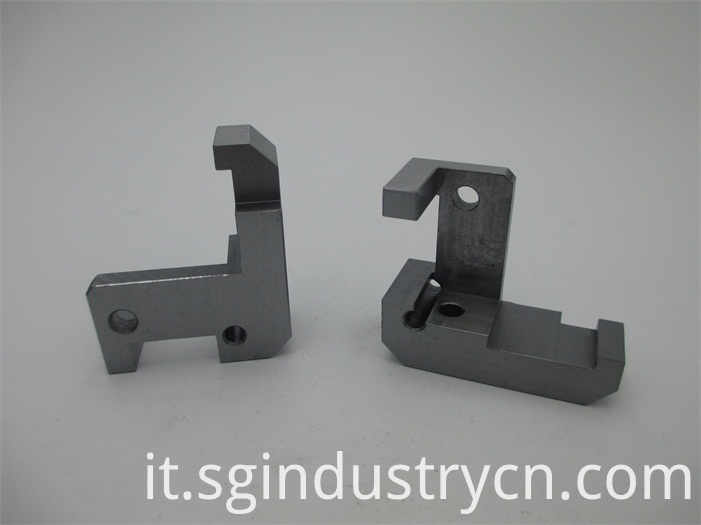 Steel Precision Machining Part