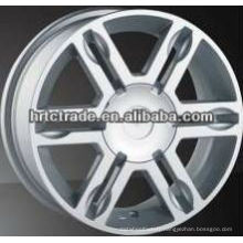 14 inch new fashion chrome sport replica wheels for fiat
