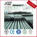 Pólos de energia elétrica de aço galvanizado do polígono 35kv