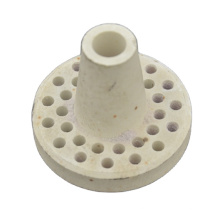 Yixing Heat Resistance Alumina Ceramic heating Disc for radiant heater