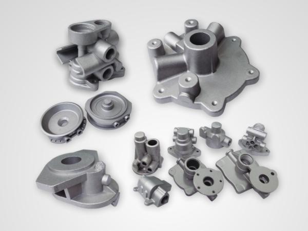 Aluminum Investment Casting Auto Valve