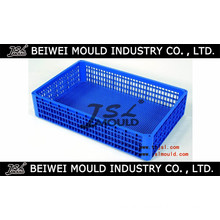 Top Quality Customized Injection Plastic Crate Mould